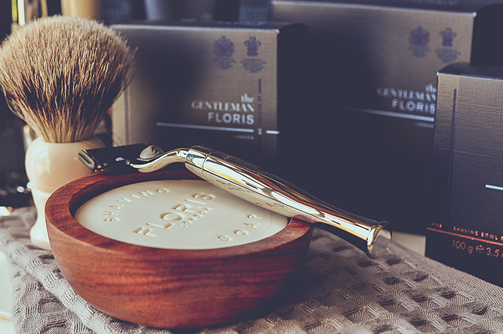 Floris Shaving soap 2