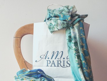 AM DE PARIS scarves 31.3;16