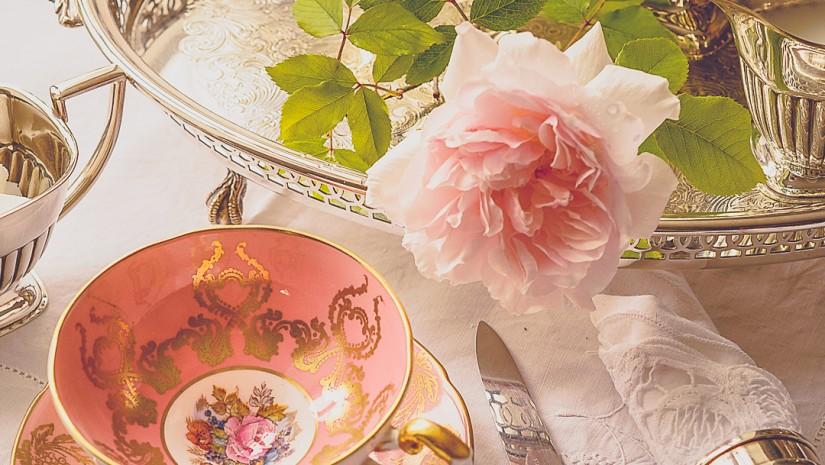 Spring teacups vintage 11.4.17