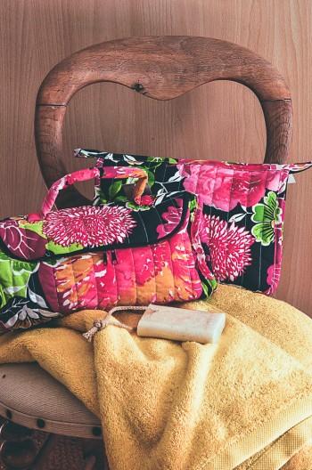 Soapbags & Towels